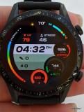 Speedometer watch face