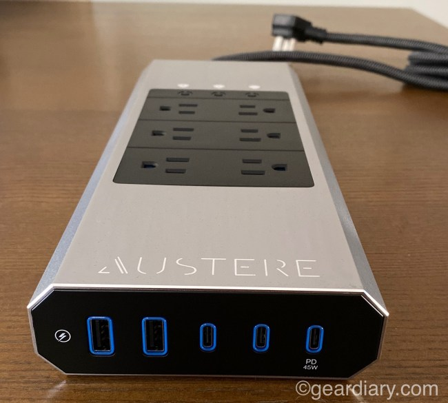 Don't Call the Austere VII Series Power a Powerstrip