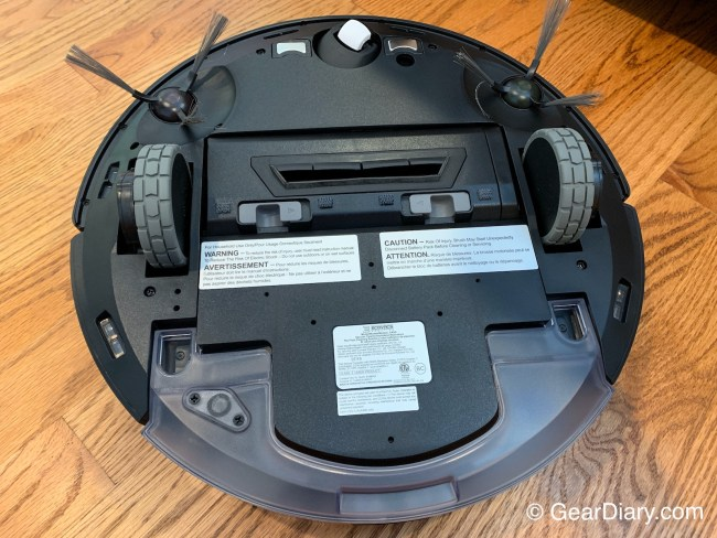 Ecovacs' Deebot Ozmo 950 Is a Smart, Powerful, Multi-Functional Robotic Vacuum & Mop