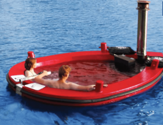 Hammacher Schlemmer Delivers True Holiday Joy ... and Boats, So Many Boats.