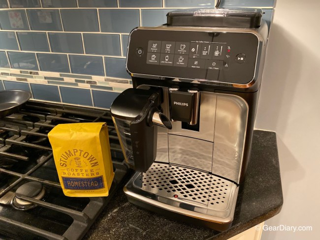 Philips 3200 LatteGo Automatic Espresso Machine: Worth the Price of Admission