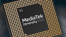 MediaTek Announces the Dimensity 1000 5G Chip