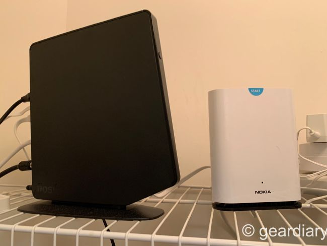 Nokia's Beacon Gives More Wi-Fi Coverage for Your Home