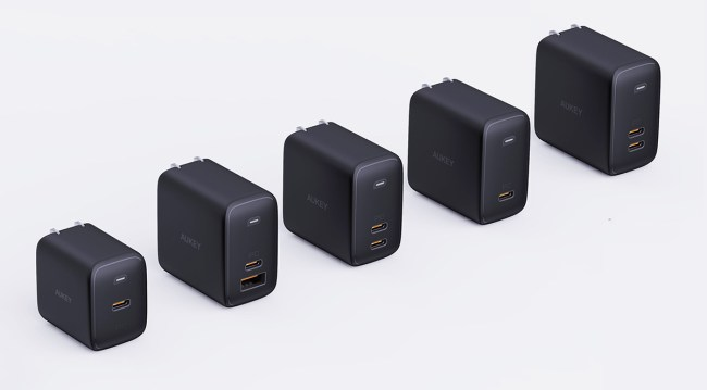 Resolve to up Your Charging Game in 2020 with Aukey Omnia Series
