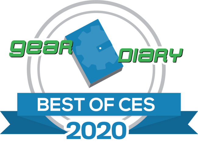 Gear Diary's Best of CES 2020 Awards