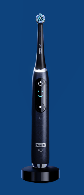 Oral-B's iO Toothbrush: 6 Years and over 250 Patents for 1 Clean Mouth