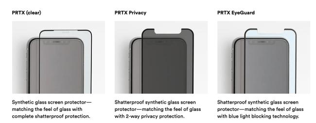 Bodyguardz PRTX Line of Screen Protectors Is Something New