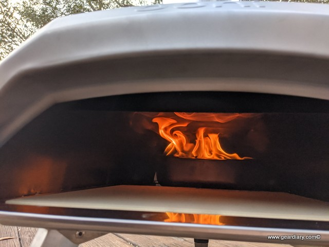 Ooni Karu Wood and Charcoal-Fired Portable Pizza Oven Brings Wood-Fired Pizza to the Outdoors