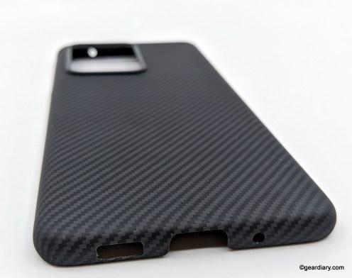 Pitaka Air Case for the Samsung Galaxy S20 Ultra-008