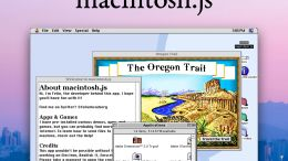 Run Mac OS8 as an App on Your Modern Mac or PC!