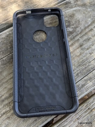 UAG Scout case for Pixel 4a