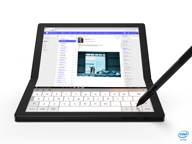 Lenovo Announces New ThinkBooks and ThinkPads, Plus Pre-Orders on the World's First Foldable PC, the ThinkPad X1 Fold!