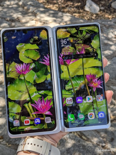 The LG Velvet Is a Stylish Phone with a Versatile Dual-Screen Case Option