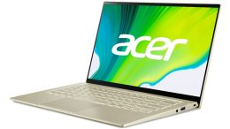 Acer Announces New Thin and Light Swift Laptops
