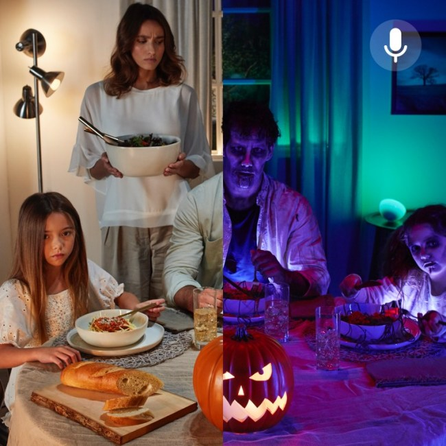Reader Beware, You're in for a Scare Thanks to Philips Hue