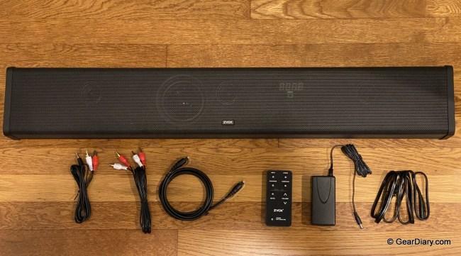 Zvox SB380 Soundbar Is a Nice Upgrade from Your TV's Built-in Speakers