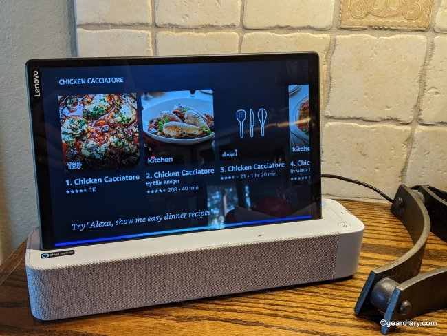 Lenovo Smart Tab M8 and Smart Tab M10 Are 2-in-1 Smart Home Hubs That Can Also Be Stand-Alone Tablets