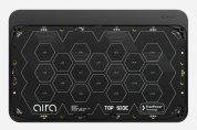 """""""Aira"""" wireless charging in the new Pro."""