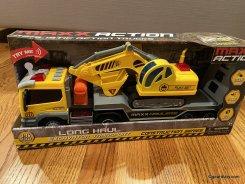 1-Maxx Action Long Haul Excavator Transport