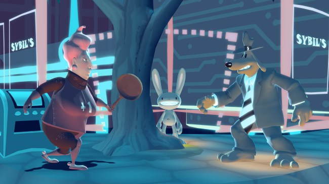 'Sam & Max Save The World' Remastered (Nintendo Switch) Review