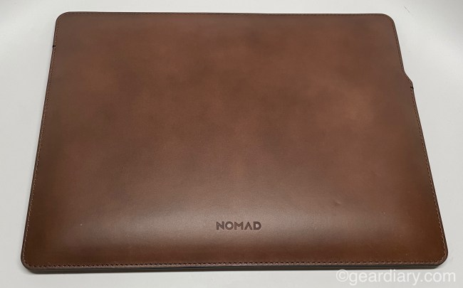 Nomad Rolls Out Luxurious Leather MacBook Pro Sleeves and Mousepads