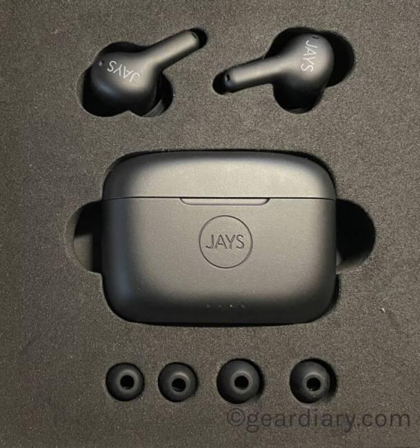 Jays T-Seven True Wireless