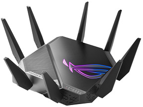 ASUS ROG Debuts New Rapture GT-AXE11000 WiFi Router for Gaming Featuring WiFi 6E