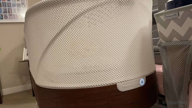 The Happiest Baby SNOO Smart Sleeper Bassinet Review