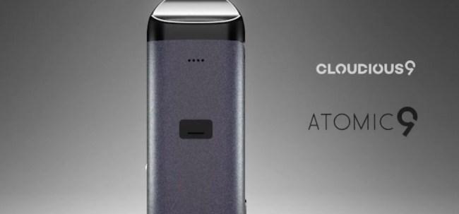 Cloudious9 Atomic9 Vaporizer Review