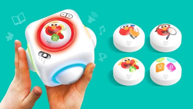 SKOOG and Sesame Workshop Partner for Screen-Free Interactive Play