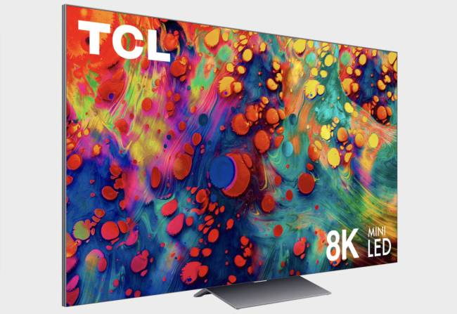 TCL 2021 6-Series Televisions