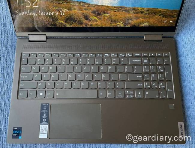"Lenovo Yoga 7i 15"" 2-in-1 Laptop Review"