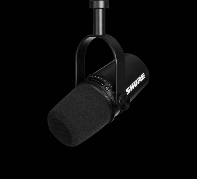 Shure MV7 Podcast Microphone and Shure AONIC 4 Sound Isolating Earphones Review: Perfect for Podcasters