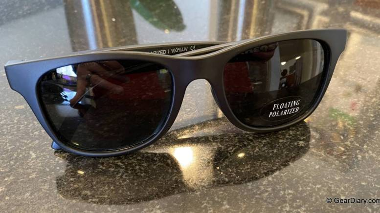 Rheos Sunglasses Review: They Continue to Impress with Their Nylon Optics That Float