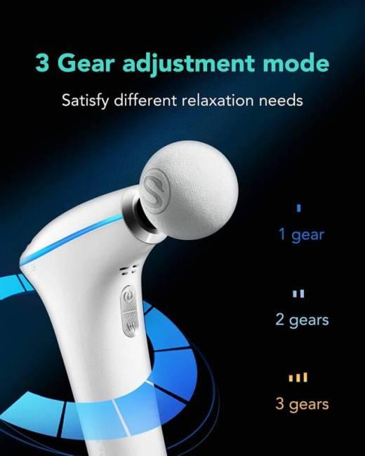 SKG F5 Massage Gun