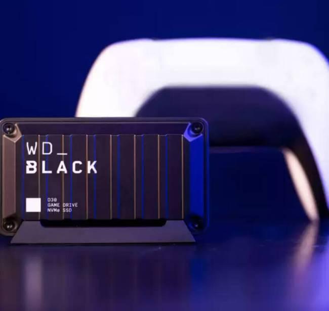 Western Digital  WD_BLACK D30 Game Drive SSD