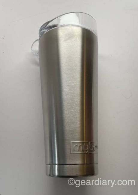MyBevi 26-ounce Classic Tumbler and Carry Ring Lid