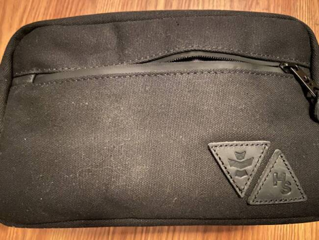 Higher Standards x Revelry Stowaway Bag