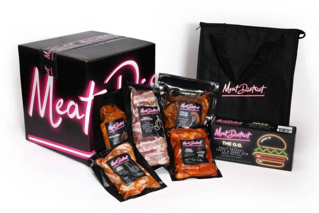 Meat District Ultimate Grilling Pack for your July 4th party