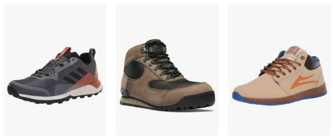 Hiking Gear: Boots