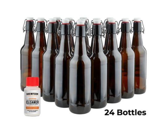 Brewferm Belgian Craft Brew Starter Kits Review, Part 1: Overview and Un-Bucketing