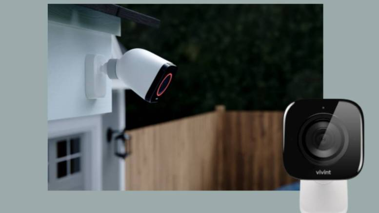 Vivint Pool Alerts on Their Outdoor Camera Pro Add Extra Security to Your Home and Yard