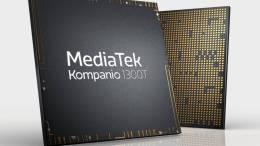 MediaTek Kompanio 1300T Platform