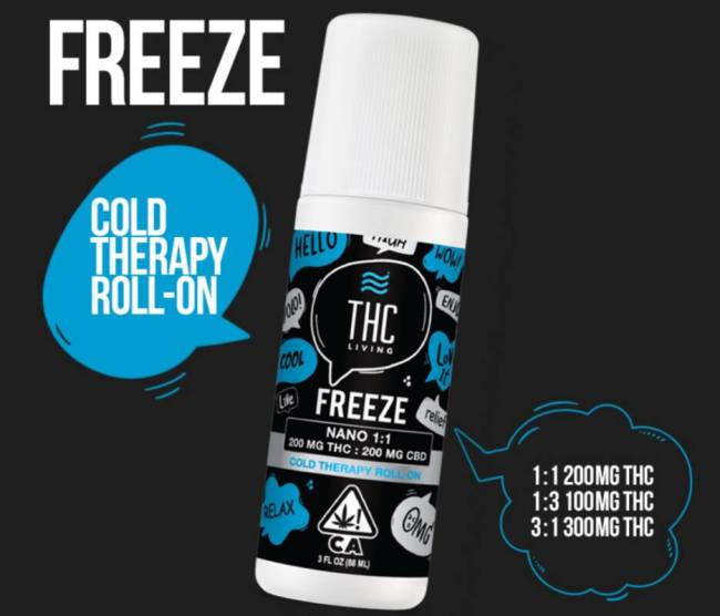 THC Living Freeze