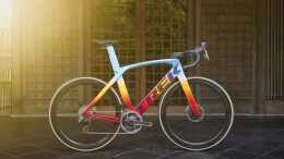 Trek Project One ICON 'First Light' Paint Scheme Featured in Tokyo Olympics