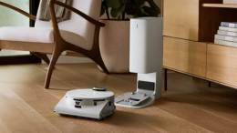 The Samsung Jet Bot AI+ Robot Vacuum Navigates, Cleans, and Spies for You