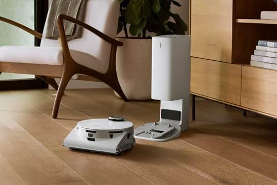 Samsung Jet Bot AI+ Robotic Vacuum