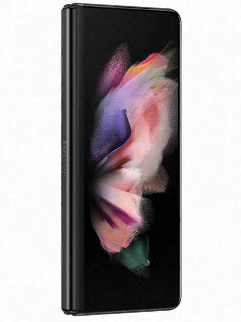 Samsung Galaxy Z Fold3 5G front display