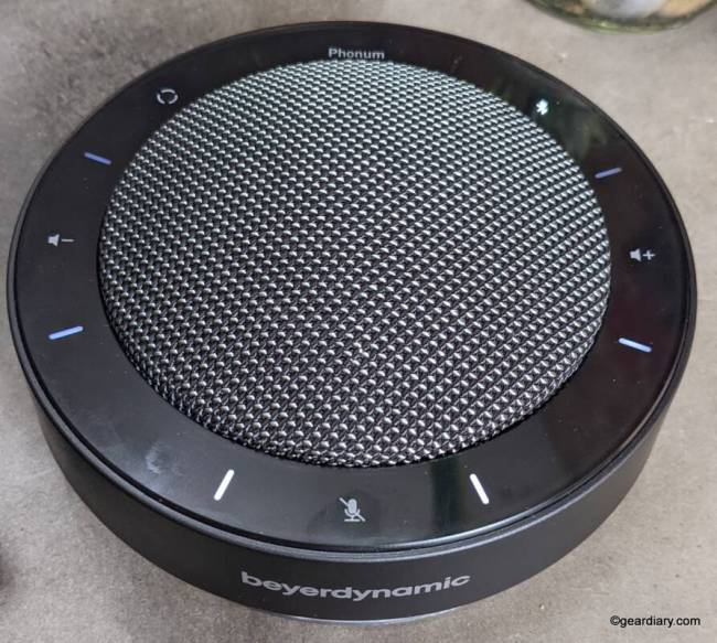 Beyerdynamic PHONUM Wireless Bluetooth Speakerphone Review: Hands-Free Conference and Video Calls Perfected