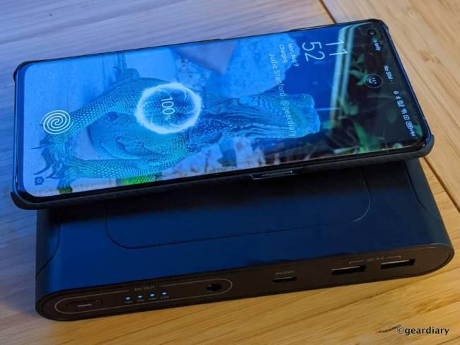 OmniCharge Omni Mobile 25600